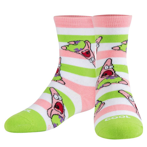 kids spongebob patrick socks