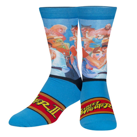 Unisex Street Fighter II World Warriors Socks