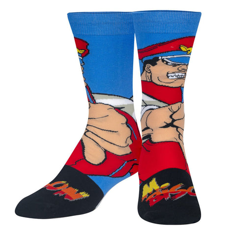 Unisex Street Fighter M. Bison Socks