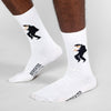 Unisex Pulp Fiction Dance Socks