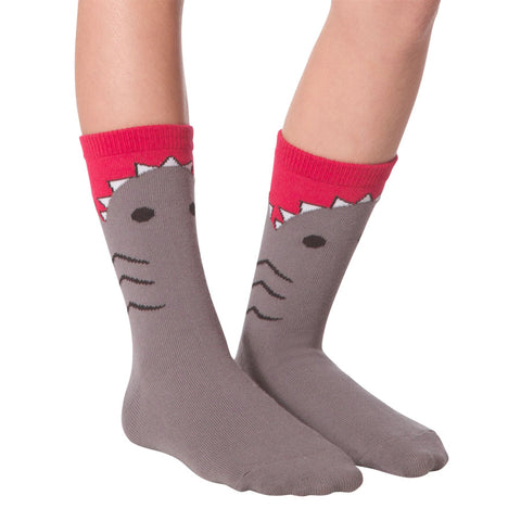 Kids' Shark Socks