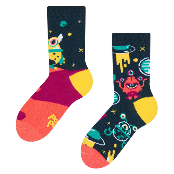 Kids' Aliens Socks