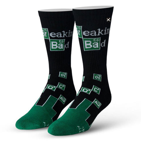 Unisex Breaking Bad Chemistry Socks