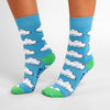 Unisex Super Mario Clouds Socks