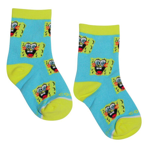 kids spongebob socks