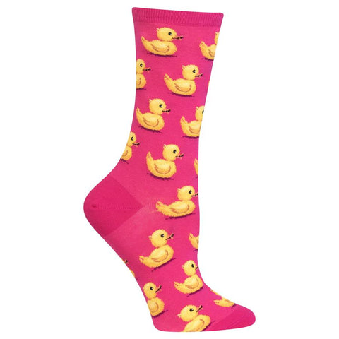Women's Rubber Ducks Socks