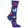 Women's Unicorn Flamingo Pool Float Socks