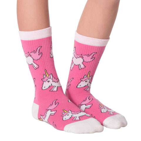 Kids' Unicorn Socks