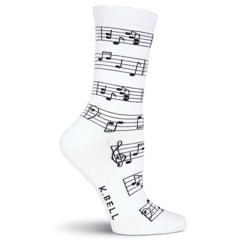 Women's Making Music Socks