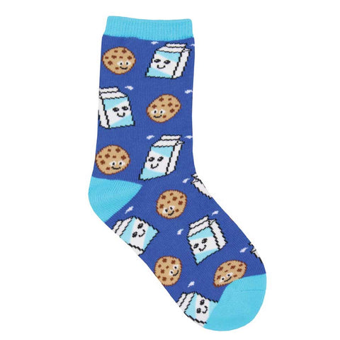 Cookies & Milk Socks