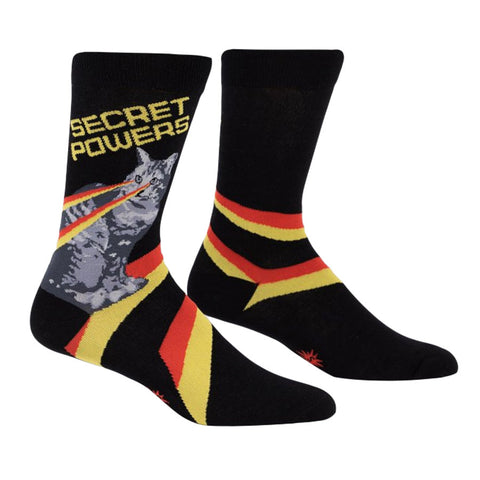 Men's Secret Powers Socks