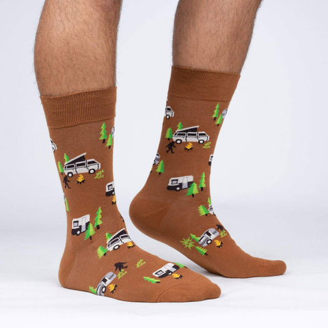 Men's On The Road Again Socks