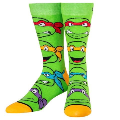 Unisex Teenage Mutant Ninja Turtles Socks