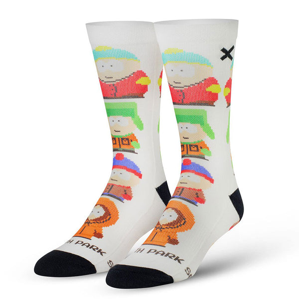 Unisex South Park 8-Bit Socks