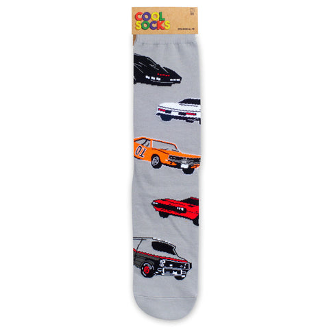 Unisex TV Cars Socks