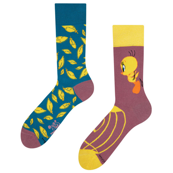 Unisex Tweety Pie Socks