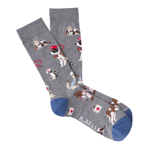 Men's Veterinarian Socks