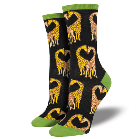 Women's Longneck Love Socks