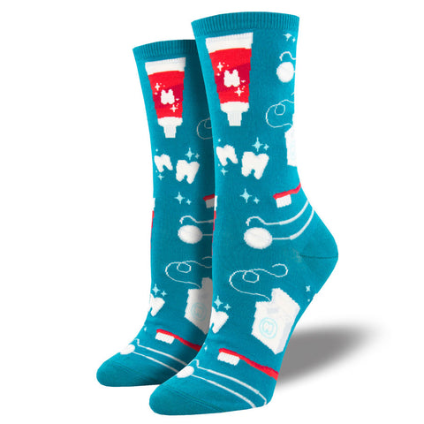 Women's Pearly Whites Socks