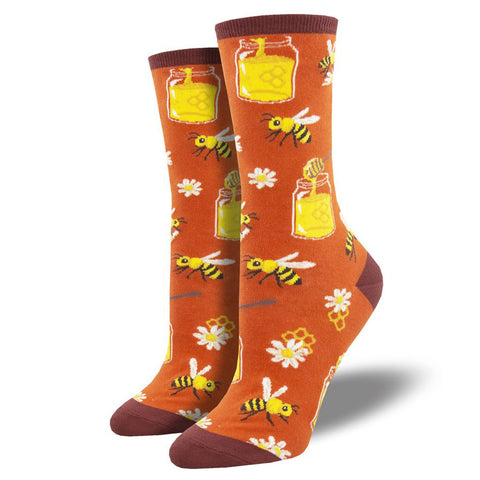 Women's Bee My Honey Socks