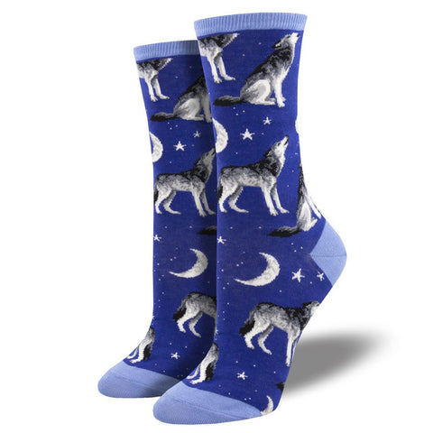 Women's Howl At The Moon Socks