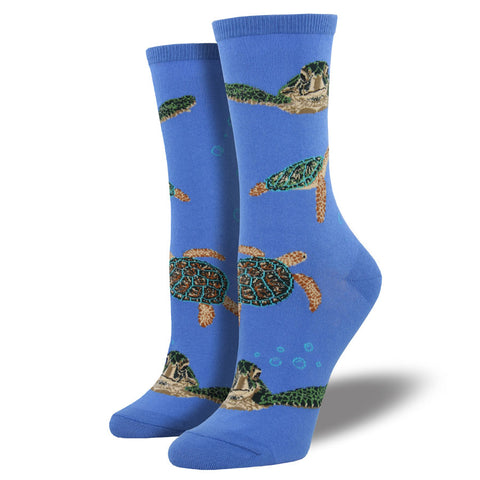 Women's Sea Turtle Socks