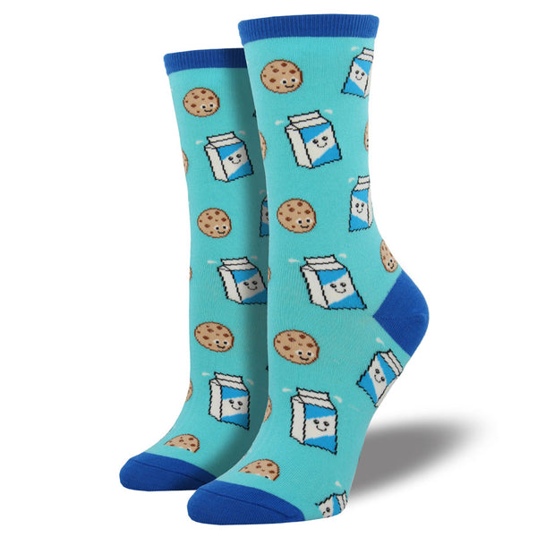 Women's Cookies & Milk Socks