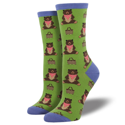 Women's Time For A Pic-A-Nic Socks