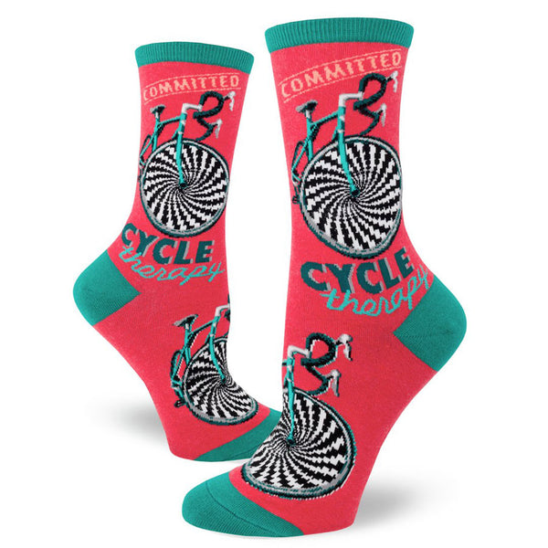 Women's Cycle Therapy Socks