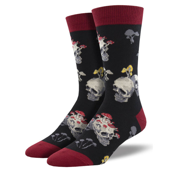 Men's Bone Head Socks