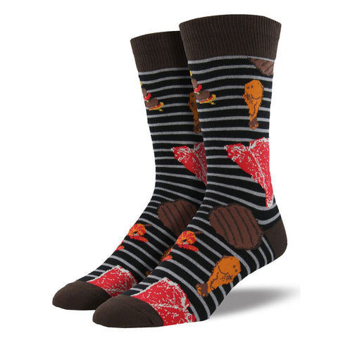 Men's Grillin' and Chillin' Socks