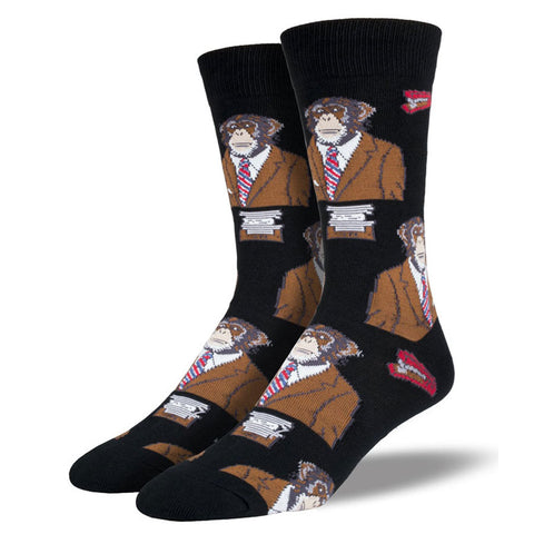 Men's Monkey Business Socks