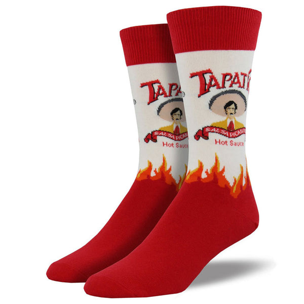 Men's Tapatio Hot Sauce Socks
