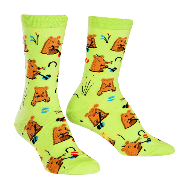 Women's Whack-A-Mole Socks