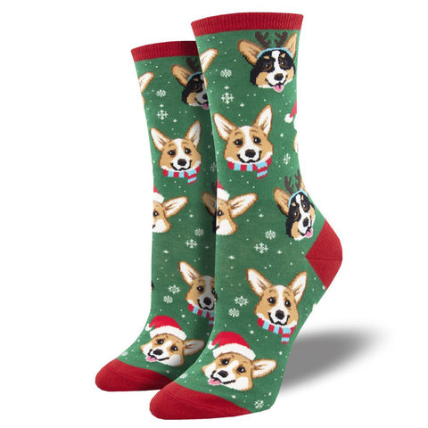 Women's Happy Pawlidays Socks