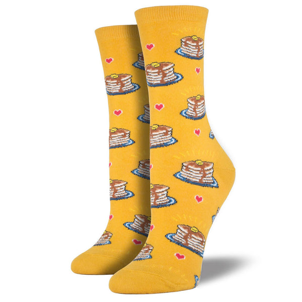 Women's Pancake Socks