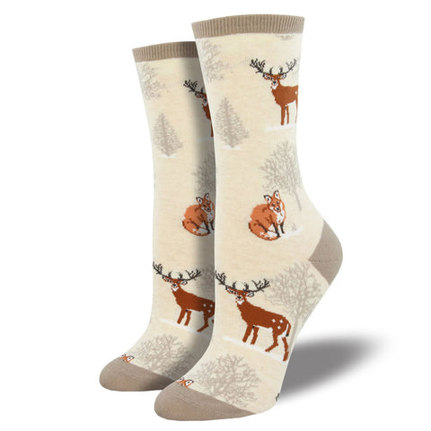 Women's Winter Forest Socks