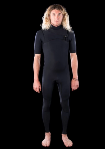 Mens summer shorty wetsuit