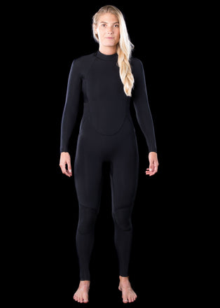 womens 4/3 wetsuits