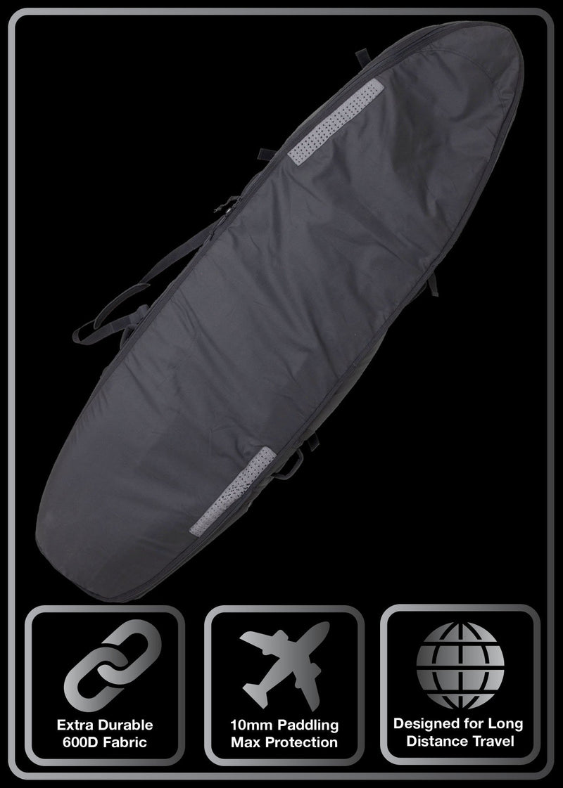 needessentials Double Surfboard Bag