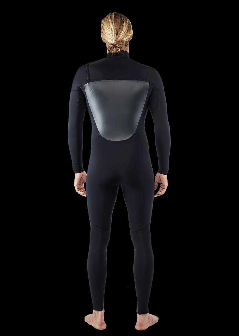 Mens 4/3 Premium Thermal Chest Zip Wetsuit