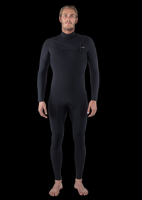 Mens 5/4 Premium Thermal Chest Zip Wetsuit