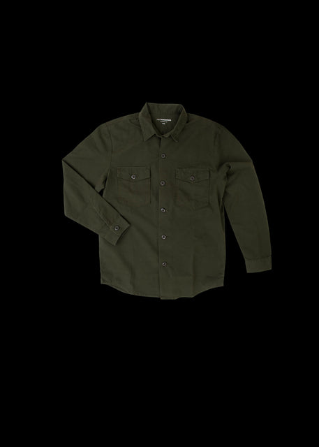Headland Green Organic Expedition Shirt