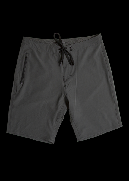 "19"" Grey Lightweight Boardshorts"