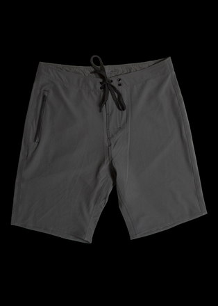 "19"" Grey Lightweight Board Shorts"
