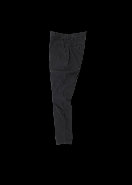 Organic Trouser Twilight Black