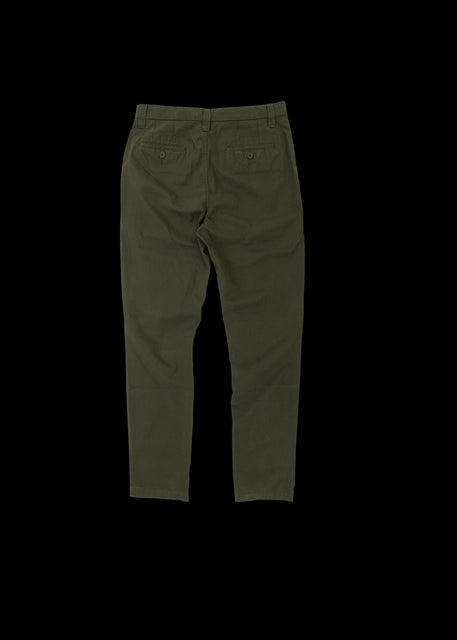 Organic Trouser Headland Green
