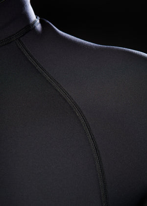 2mm Long Sleeve Wetsuit Back Zip Jacket