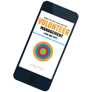 E-book: Volunteer Management - How and Why?