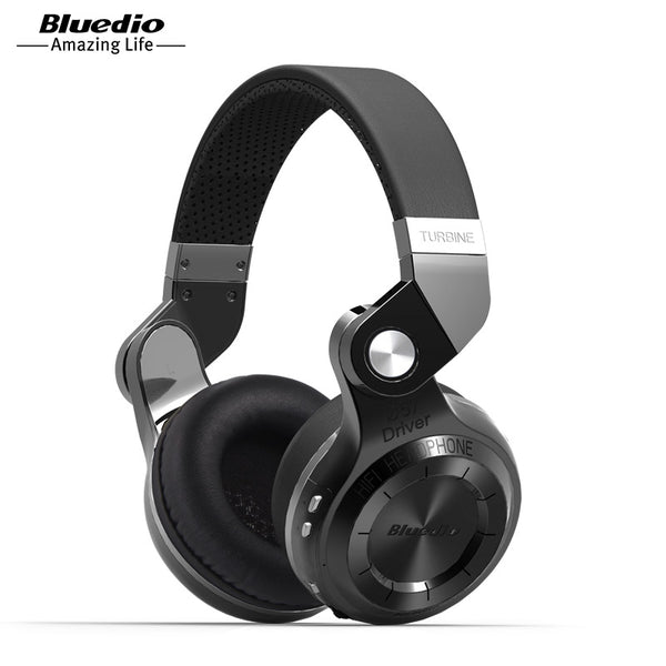Original Bluedio T2S bluetooth headphones with microphone wireless headset bluetooth